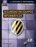 Seguridad en Equipos Informáticos (MF0486_3): SEGURIDAD INFORMÁTICA