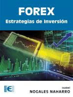 FOREX. Estrategias de inversión: Inversiones y títulos valores