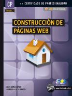 Construcción de Páginas Web (MF0950_2)