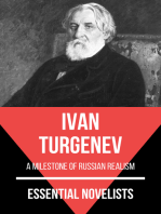 Essential Novelists - Ivan Turgenev