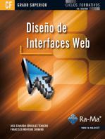 Diseño de interfaces web (GRADO SUPERIOR): Gráficos y diseño web
