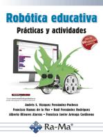 Robótica Educativa. Prácticas y Actividades: Robótica