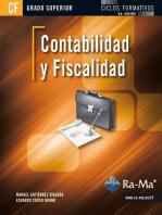 Contabilidad y Fiscalidad (GRADO SUPERIOR): Contabilidad general o financiera