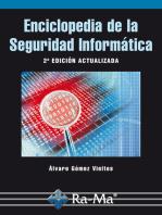 Enciclopedia de la Seguridad Informática. 2ª Edición: SEGURIDAD INFORMÁTICA
