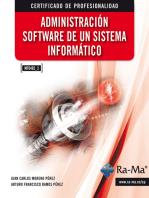Administración Software de un Sistema Informático (MF0485_3)
