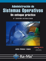 Administración de Sistemas Operativos. Un enfoque práctico. 2ª Edición: SISTEMAS OPERATIVOS
