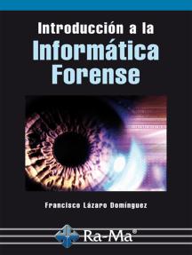 Introducción a la Informática Forense: SEGURIDAD INFORMÁTICA