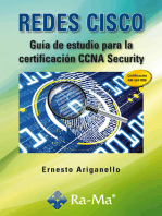 Redes CISCO. Guía de estudio para la certificación CCNA Security