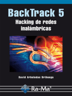 BackTrack 5. Hacking de redes inalámbricas: Fraude informático y hacking