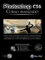 Photoshop CS6. Curso avanzado