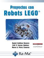 Proyectos con Robots LEGO: Robótica