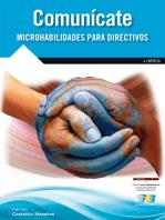 Comunícate. Microhabilidades para directivos: ECONOMÍA, FINANZAS, EMPRESA Y GESTIÓN