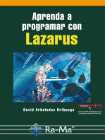 Aprenda a Programar con Lazarus: PROGRAMACIÓN INFORMÁTICA/DESARROLLO DE SOFTWARE