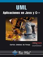 UML. Aplicaciones en Java y C++