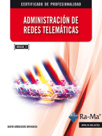 Administración de redes telemáticas.