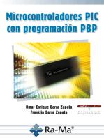 Microcontroladores PIC con programación PBP: INGENIERÍA ELECTRÓNICA Y DE LAS COMUNICACIONES