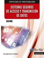 Sistemas seguros de acceso y transmisión de datos (MF0489_3)