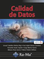 Calidad de Datos