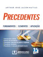 Precedentes: Fundamentos | Elementos | Aplicação