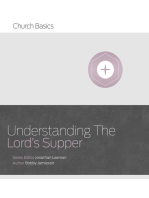 Understanding The Lord's Supper
