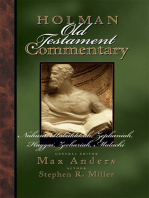 Holman Old Testament Commenatry - Nahum-Malachi