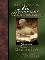 Holman Old Testament Commentary - Genesis