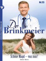 Dr. Brinkmeier 23 – Arztroman