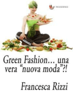 "Green Fashion… una vera ""nuova moda""?!"