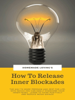 How To Release Inner Blockades