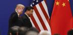 China Retaliates On Tariffs, Saying It Will 'Never Surrender' To U.S. Trade War