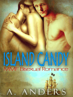 Island Candy (MMF Bisexual Romance)