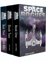 Space Rogues Omnibus One (Books 1-3)