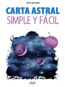 Carta astral simple y fácil