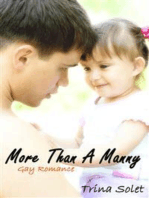 More Than A Manny (Gay Romance)