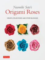 Naomiki Sato's Origami Roses: Create Lifelike Roses and Other Blossoms