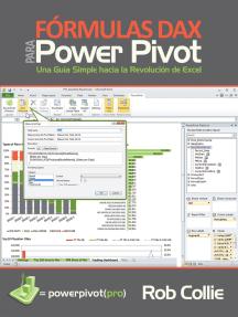 Fórmulas DAX para PowerPivot: Una guía simple hacia la revolución de Excel