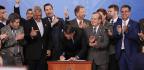 Bolsonaro's New Gun Decree Could Put Reporters In Danger, Says Journalism Association