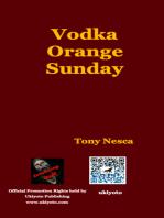 Vodka Orange Sunday