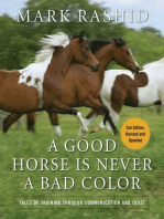 A Good Horse Is Never a Bad Color