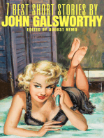 7 best short stories by John Galsworthy