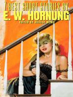 7 best short stories by E. W. Hornung