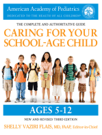 Caring for Your School-Age Child: Ages 5-12