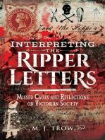 Interpreting the Ripper Letters