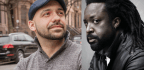 Marlon James and Daniel José Older