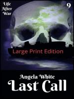 Last Call Large-Print Edition
