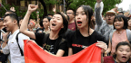 Taiwan's Parliament Legalizes Same-Sex Marriage, A First In Asia