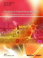 Frontiers in Clinical Drug Research - Central Nervous System