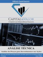 Análise Técnica para Investir em Ações