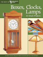 Boxes, Clocks, Lamps, and Small Projects (Best of WWJ)