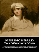 The Widow's Vow